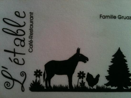 L'Etable: logo