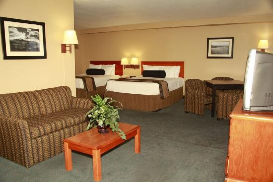 BEST WESTERN PLUS Columbia River Inn: Spacious Suite