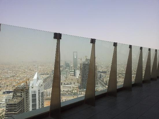 Centro Al Faisaliyah: Top of the Tower