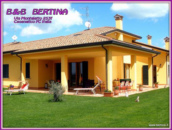 B&B Bertina: esterno