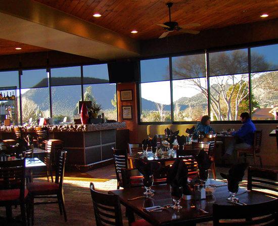 Redstone grill bar patio sedona menu prices for Redstone grill
