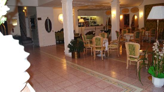 Hotel Sant'Agata : Hall