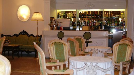 Hotel Sant'Agata: Bar