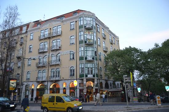 Image result for vila nova guesthouse lisbon