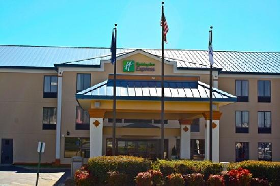 Holiday Inn Express Greer Taylors: The Holiday Inn Express Greer