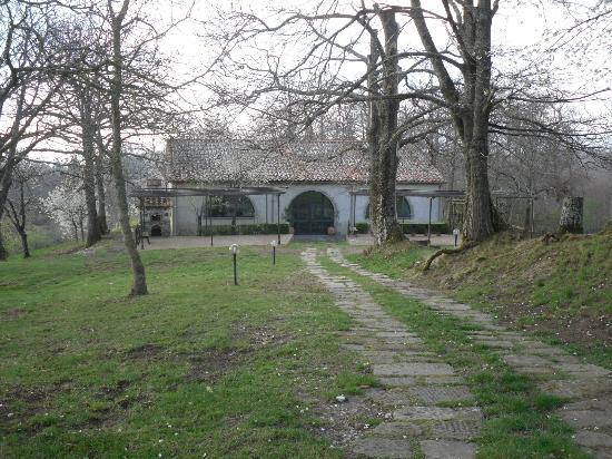 Hotel Relais San Lorenzo: Giardino