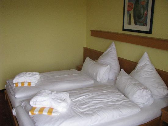 Akzent Hotel Antoniushof: Chambre