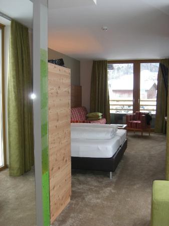 Hotel Bäckelar Wirt: Entrance family room