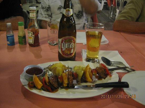 Ketsarin Restaurant: My food.