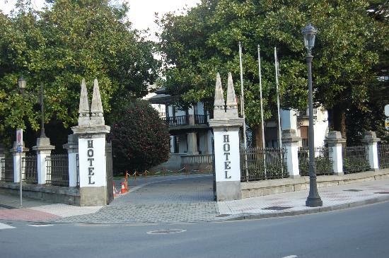 Navia, Spain: Entrada