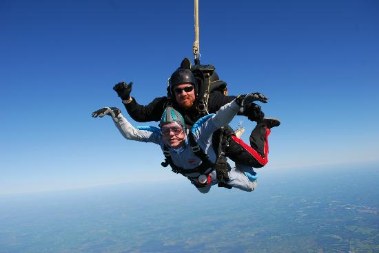 Skydive Carolina!: Ain't life Fun!!