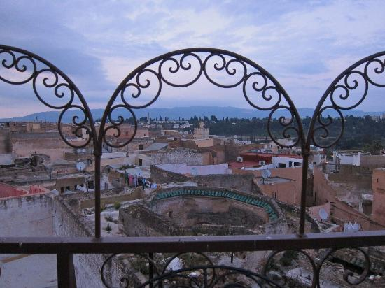 Riad Hiba Meknes: View