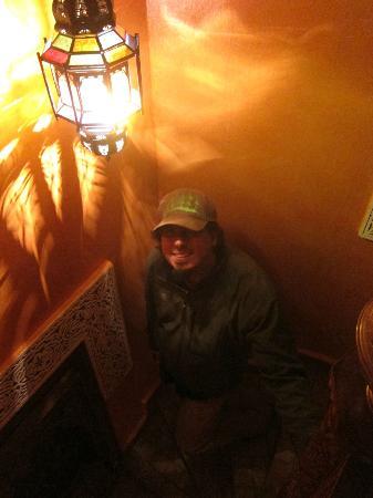 Riad Hiba Meknes: Stairs