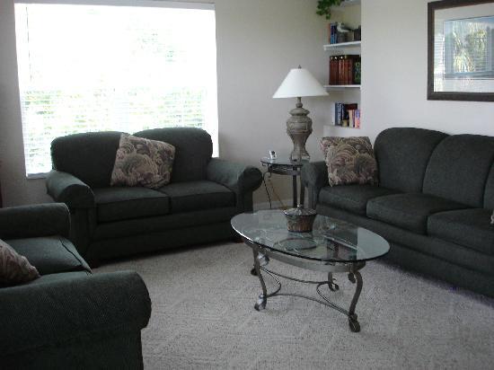 Natures Landing Condominium : Relax in comfort