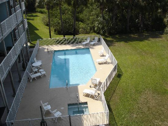 Natures Landing Condominium: Enjoy our heated pool