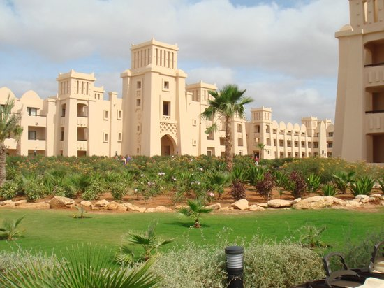 Hotel Riu Touareg: Gardens in the grounds