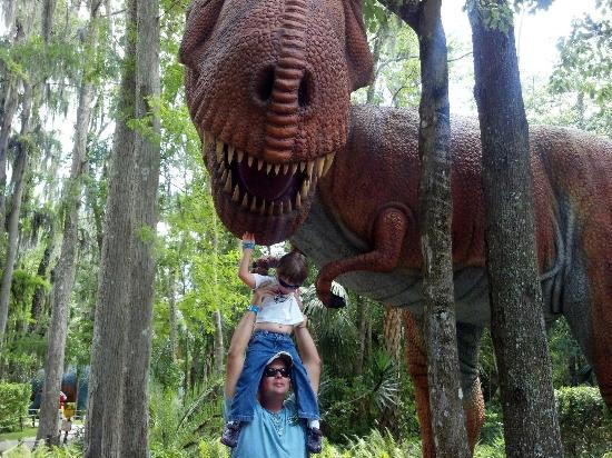 Plant City, Флорида: T-Rex