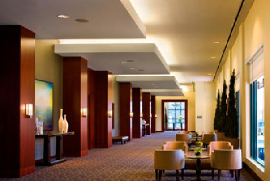 The Westin Huntsville: Pre-function space