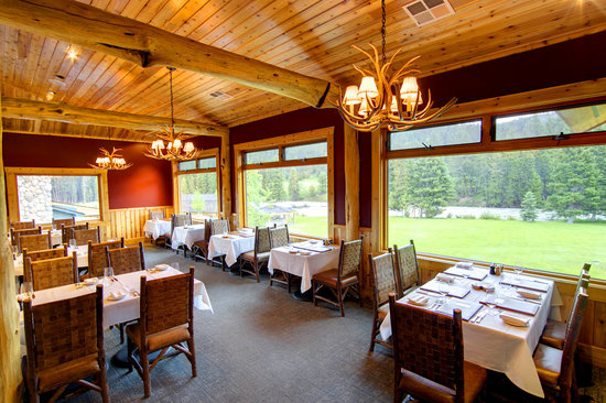 Rainbow Ranch Lodge Restaurant: The Dining Room