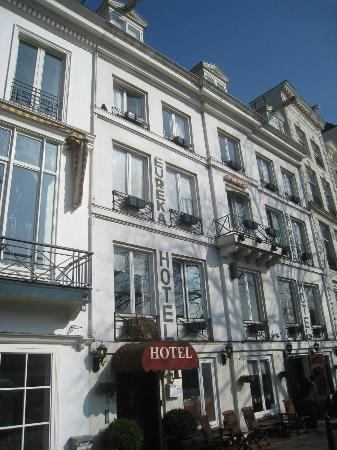 Amsterdam House Hotel: ingresso