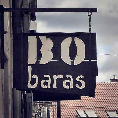 BO Baras : Sign