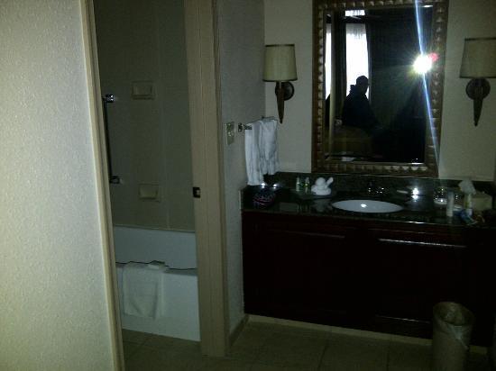 Homewood Suites by Hilton Philadelphia Great Valley: Bathroom Area