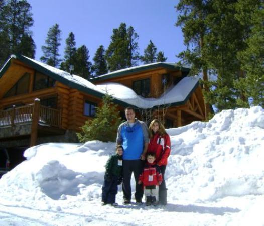 Foto De The Bear Cabin Breckenridge Bear Cabin Rental