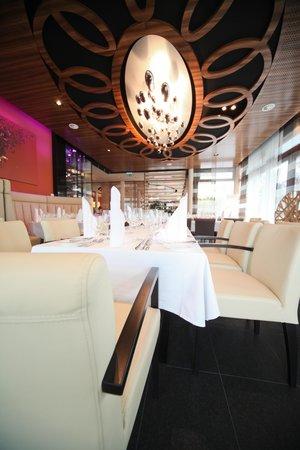 Restaurant Bar Schmederer: Das Restaurant im Schmederer...