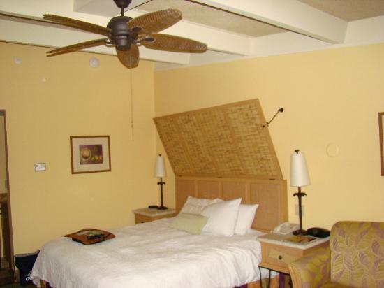 Hampton Inn Key Largo: Dormitorio