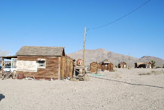 Gold Point Nevada Picture Of Gold Point Ghost Town