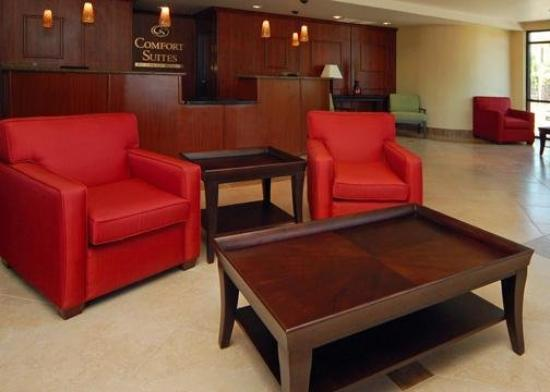 Comfort Suites Vacaville: Lobby