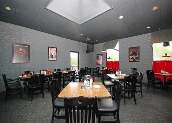 Quality Inn & Suites Fairview: Restaurant
