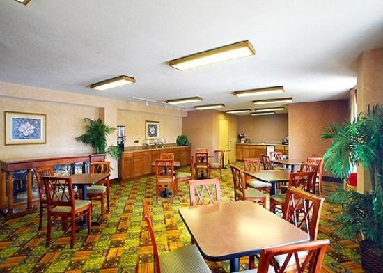 Quality Inn North: Restaurant