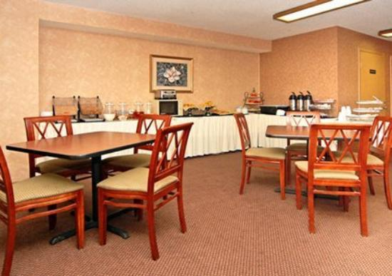 Quality Inn North: Restaurant (OpenTravel Alliance - Restaurant)