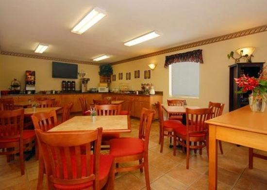 Quality Inn Fort Gordon: Restaurant