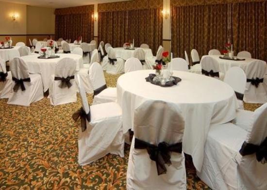 Clarion Inn Harpers Ferry: Washington Ballroom