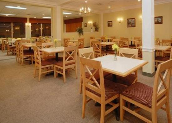 Quality Hotel Conference Center: Restaurant