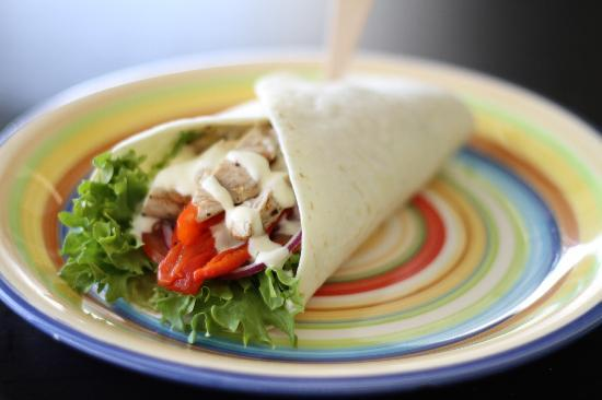 Jamroc Jamaican Jerk Chicken: Jerk Wraps
