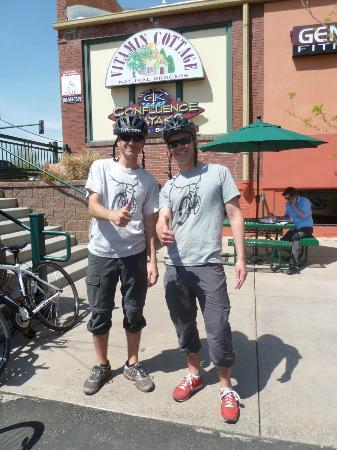 Bikalope Tours: Jim & Bobby