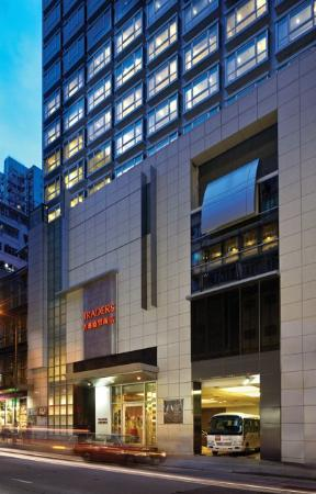 Hotel Jen Hong Kong : Exterior