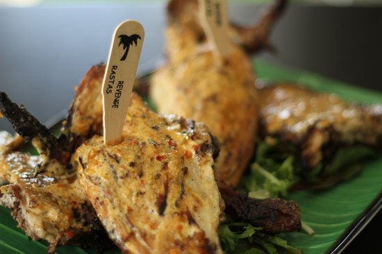 Jamroc Jamaican Jerk Chicken: Delicious Jerk Chicken