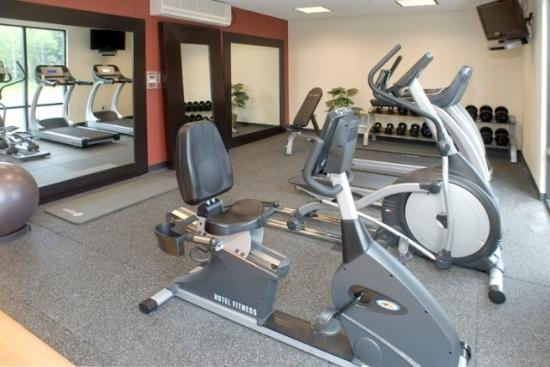 Hampton Inn and Suites Tilton: Gym