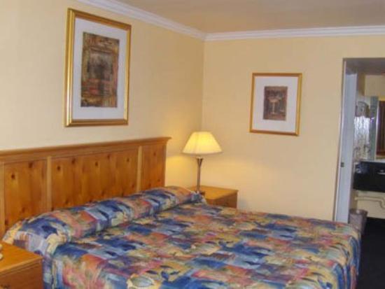 Sands Motel: Guest room