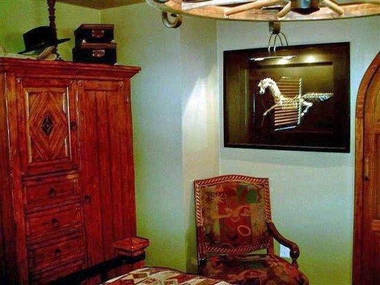 Arizona Casita: Guest room