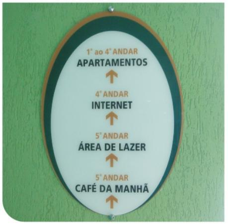 Hotel Cantareira : Áreas