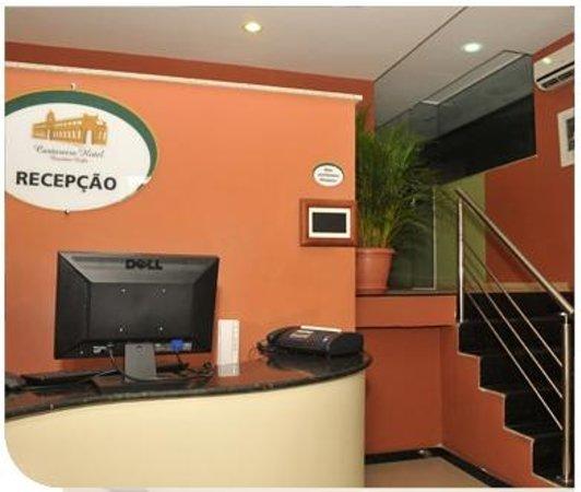 Hotel Cantareira : Recepção