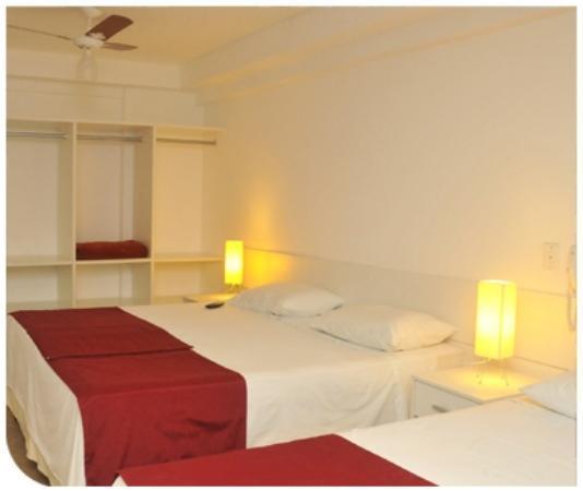 Hotel Cantareira : Suite