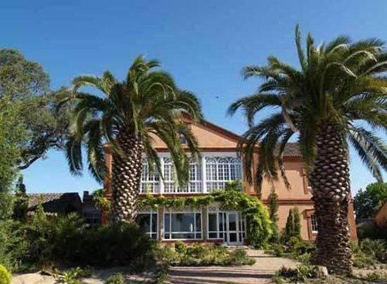 Valdepalacios Hotel : Vista exterior