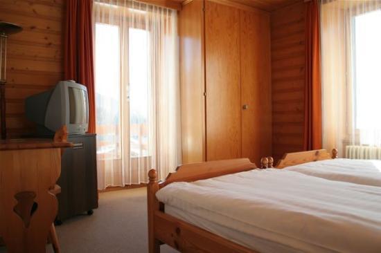 هوتل لا فليش دي آي: Guest room