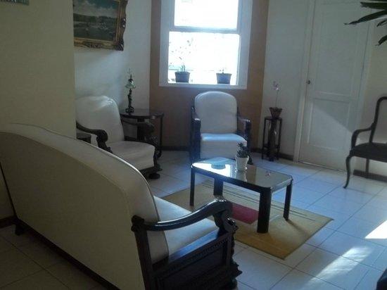 Hotel Carioca: Sala de estar